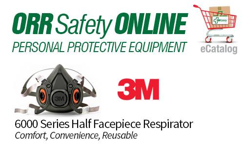 ORR Safety is not just a distributor, we're a partner in ensuring on-time and accurate delivery of safety products.