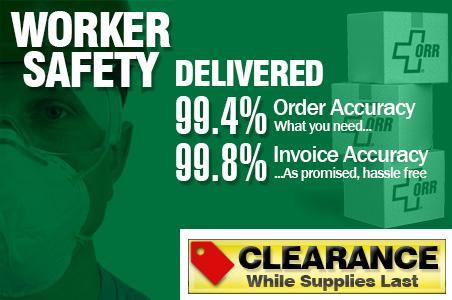 ORR Safety not only helps you comply with OSHA regulations, it helps your workers go home safe to their families.