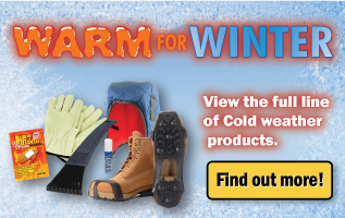 Stay warm this winter with ORR gear