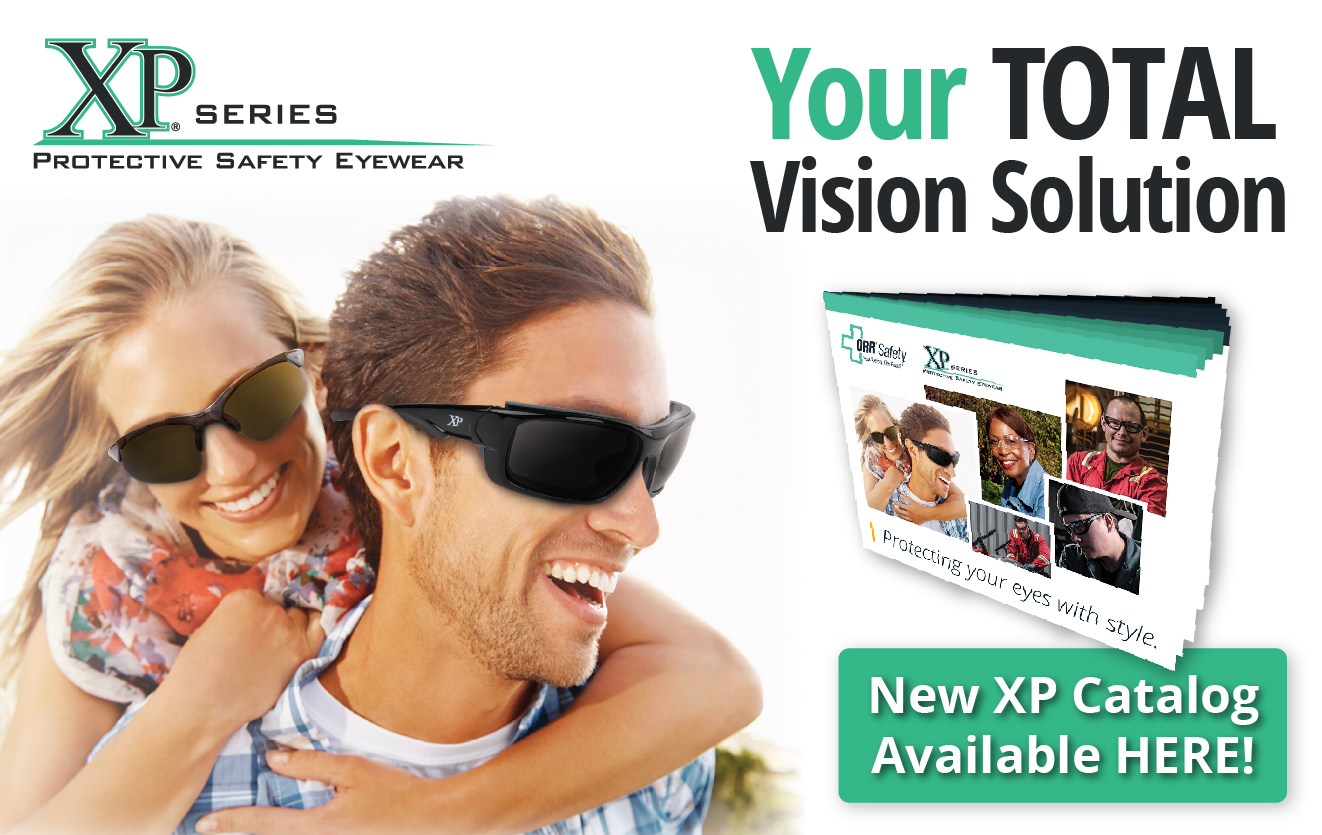 ORR Safety engineers your total vision solution!