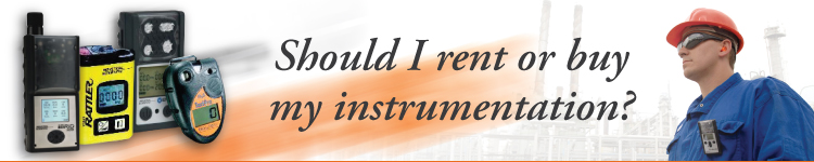 Should you rent or buy instrumentation? Click here to take our free assessment!