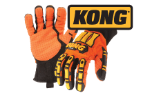 Impact  gloves proven to reduce hairline fractures, bruising blows, pinched fingers.