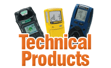 We'll help you select, calibrate and  maintain the best instrumentation for your application.